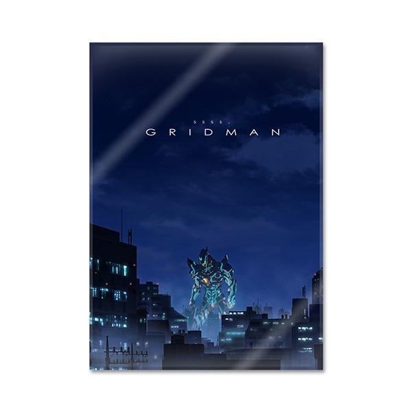 【SSSS.GRIDMAN】 A4キャラファインアクリル/キャラアート(CHARA-ART)