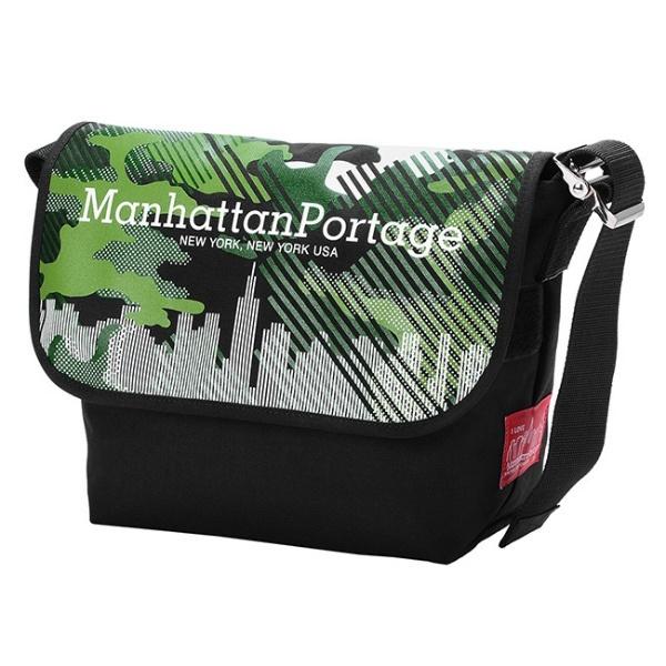 Canvas Art Print Vintage Messenger Bag JR/マンハッタンポーテージ(Manhattan Portage)