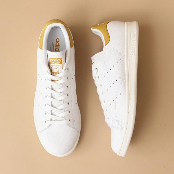 <adidas Originals(アディダス)>∴Stan Smith スタンスミス イエロー/ビューティ&ユース ユナイテッドアローズ レディス(BEAUTY&YOUTH)