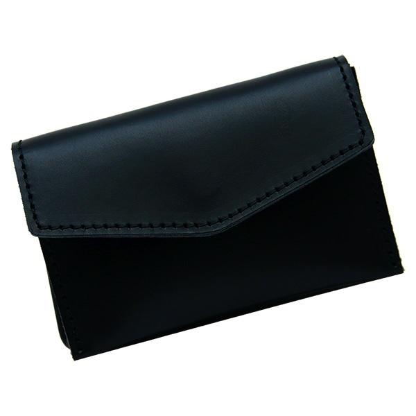 キャナール/ブッテーロ(ブラック)【コンパクト財布 三つ折り財布】/アジリティーアッファ(AGILITY Affa)