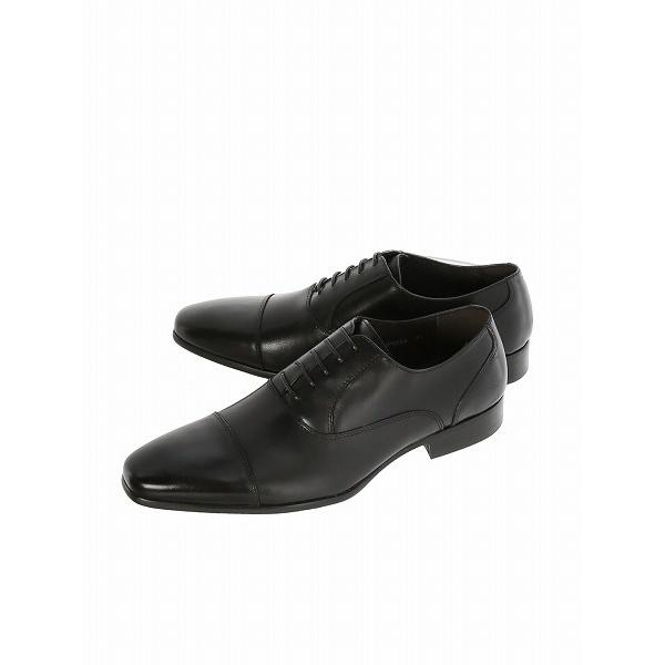 カーフレザーストレートチップビジネスドレスシューズ/アラウンド ザ シューズ(around the shoes)