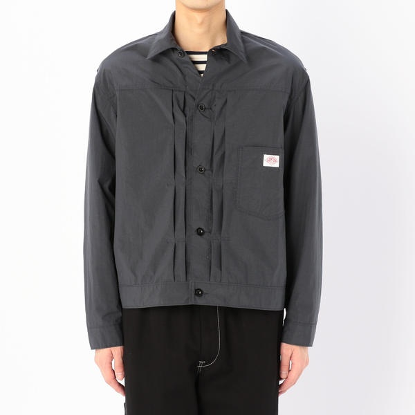 【DANTON】〈別注〉ショートジャケット NTF MEN/ビショップ(メンズ)(Bshop)