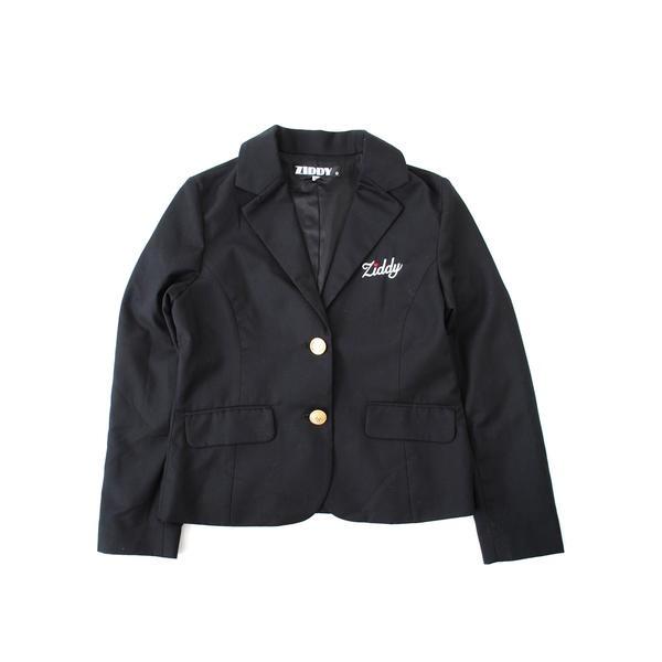 TRツイルテーラードジャケット/ジディ(ZIDDY)