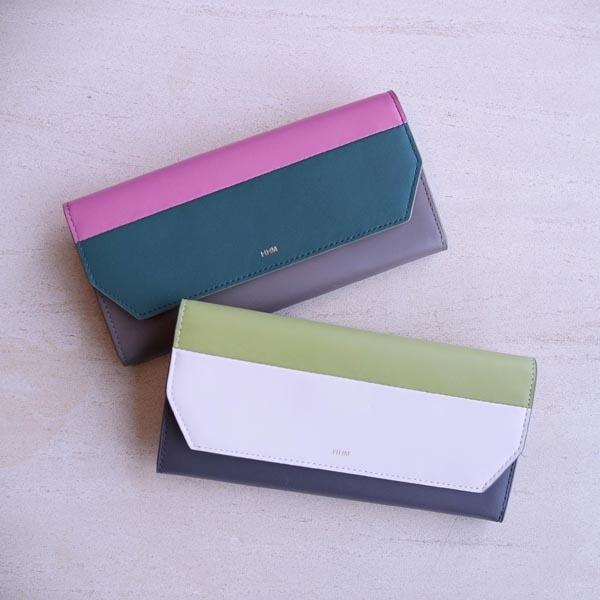 カラーブロックフラップウォレット/ヒッチハイクマーケット(HITCHHIKEMARKET), プロフーズ:c5b907ac --- officewill.xsrv.jp