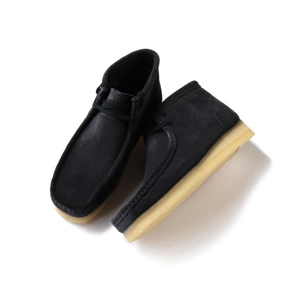 Clarks:WALLABEE BOOTS 18FW/シップス ジェットブルー(SHIPS JET BLUE)