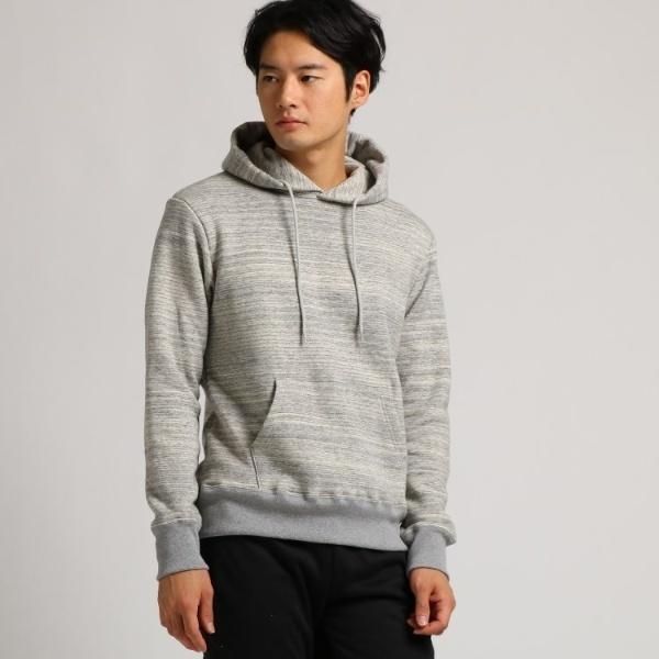 MTシャツ(【WEB限定】吊り裏毛 プルパーカー11208)/ベース ステーション(メンズ)(BASE STATION Mens)