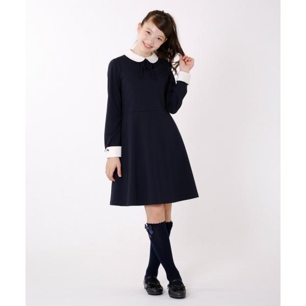 【150~170cm】レトロワンピース/組曲 キッズ(KUMIKYOKU KIDS)