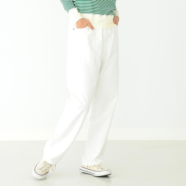 orslow / White Monroe Denim Pants/ビームス ボーイ(BEAMS BOY)
