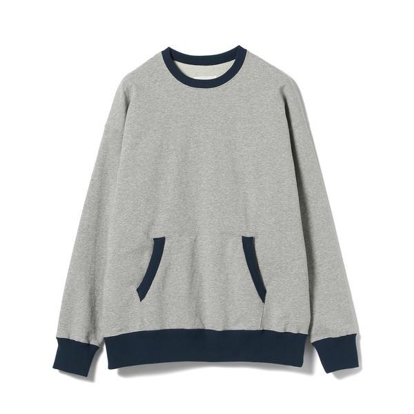 【Begin2月号掲載】mocT × BEAMS / 別注 スウェットシャツ/ビームス(BEAMS)