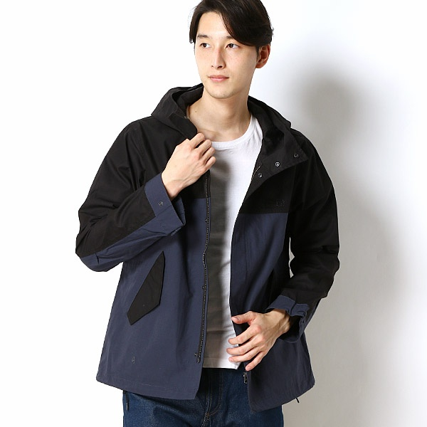 【19SS】SHORT FISHTAIL PARKA/フレッドペリー(メンズ)(FRED PERRY)