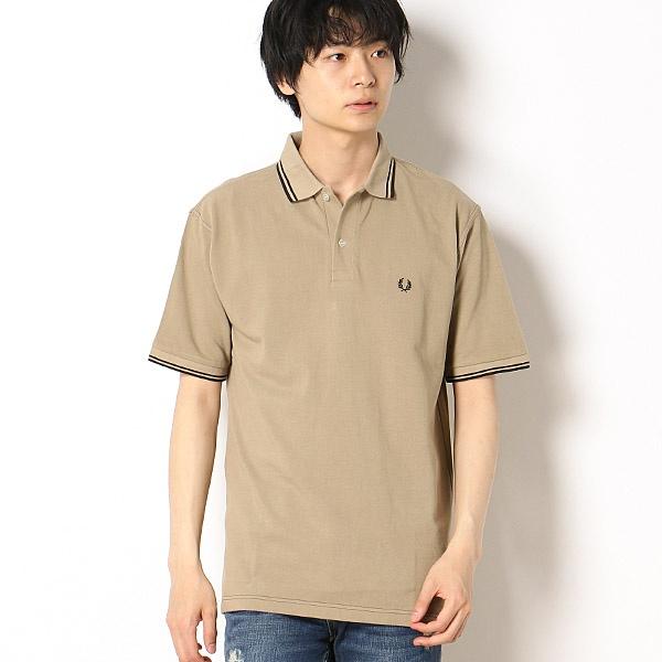 【19SS】ローレルリーフダイドポロシャツ/フレッドペリー(メンズ)(FRED PERRY)