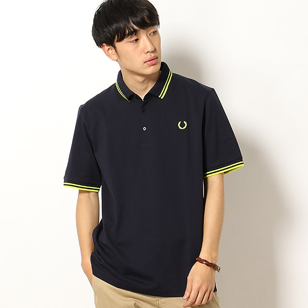 MADE IN JAPAN SHIRT/フレッドペリー(メンズ)(FRED PERRY)
