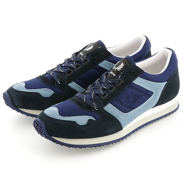 【19SS】MILITARY TRAINER/フレッドペリー(メンズ)(FRED PERRY)