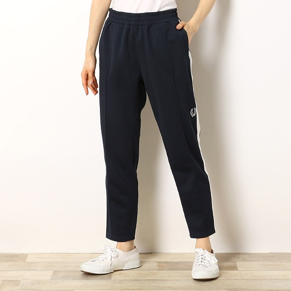 【19SS】TAPED TRACK PANTS/フレッドペリー(レディス)(FRED PERRY)