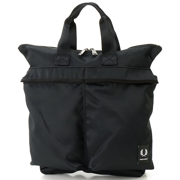 【19SS】MINI HELMET BAG/フレッドペリー(雑貨)(FRED PERRY)