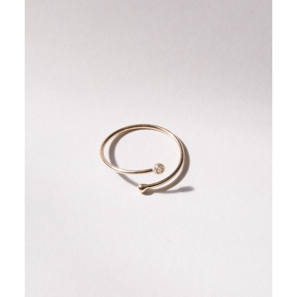 レディスアクセ(Favorible diamond ring)/アーバンリサーチ ロッソ(URBAN RESEARCH ROSSO)