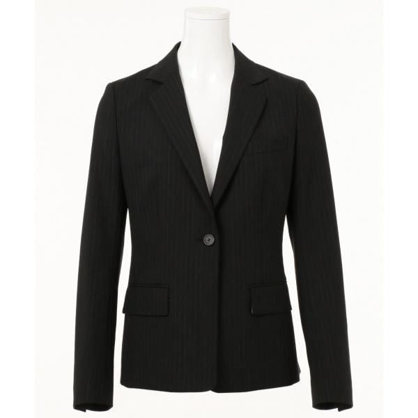 【2019SS COLLECTION】ライトウェイトウールストレッチ ジャケットST/カルバン・クライン ウィメン(Calvin Klein women)
