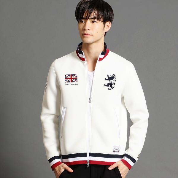 アドミラル別注トラックジャケット&パーカー/ニコルクラブフォーメン(NICOLE CLUB FOR MEN)