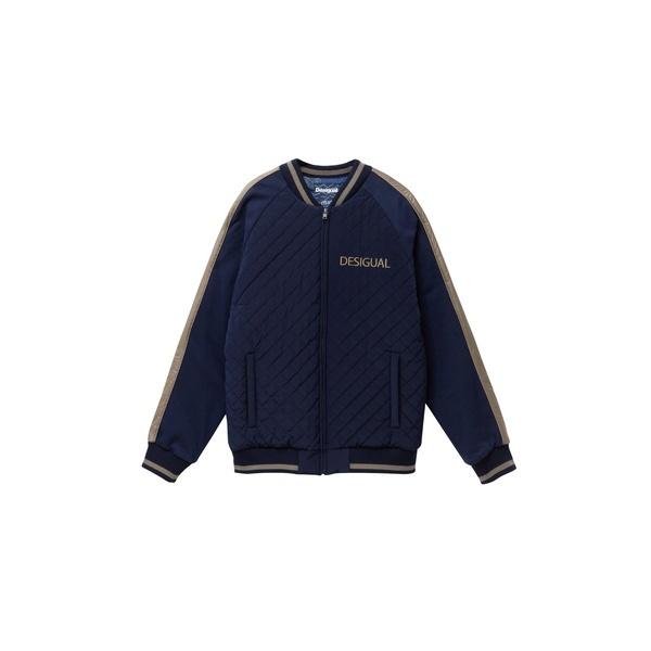 中綿入りジャケット BASILIO/デシグアル(Desigual)
