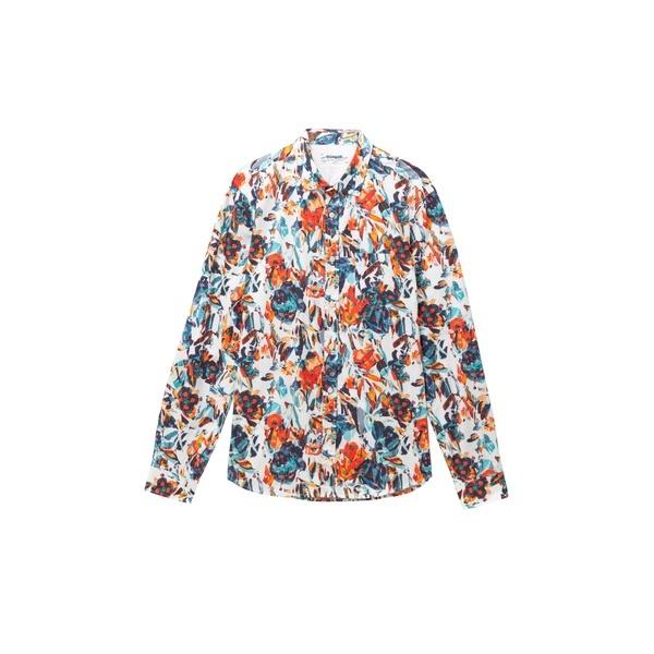抽象デザインシャツ ASHER/デシグアル(Desigual)