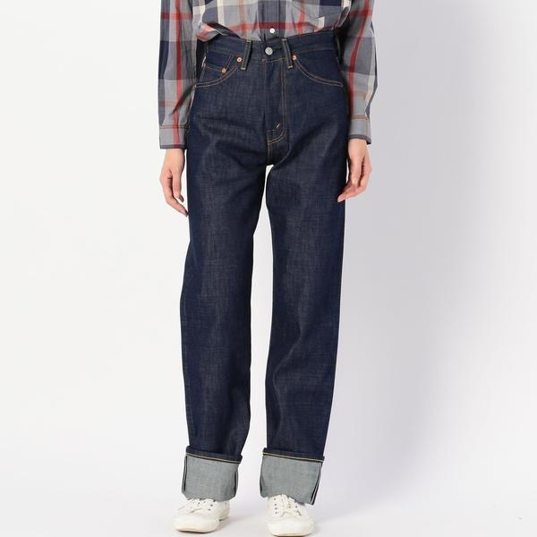 【Levi's Vintage Clothing】701(R)リジッド 5ポケットジーンズ WOME/ビショップ(レディース)(Bshop)