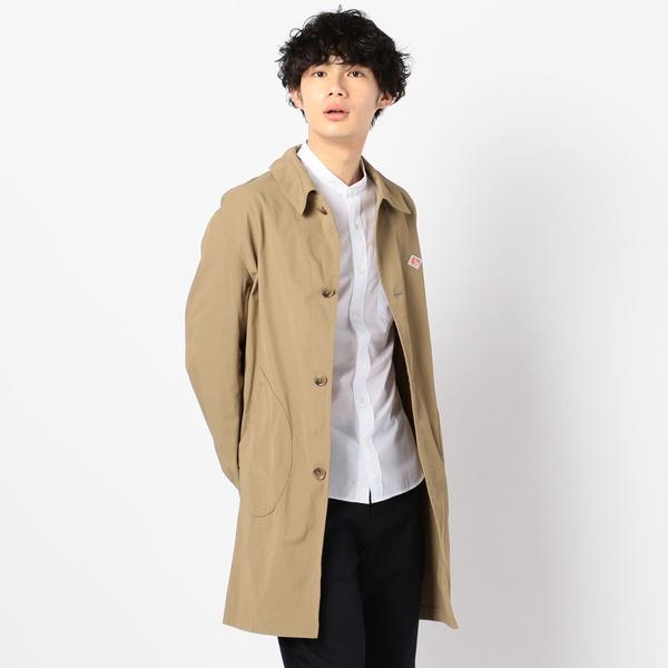【DANTON/ダントン】 DOUBLE CLOTH BAL COLLAR COAT JD-8916/フレディ&グロスター メンズ(FREDY&GLOSTER)