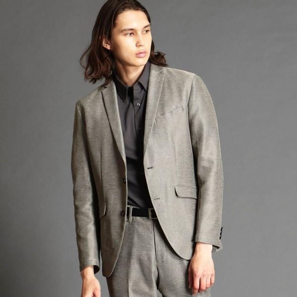 ウォッシャブルセットアップジャケット/ムッシュニコル(MONSIEUR NICOLE)