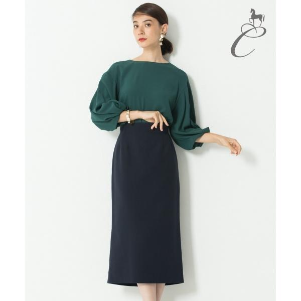 【Class Lounge】COTTON DOUBLE スカート/自由区(JIYUKU)