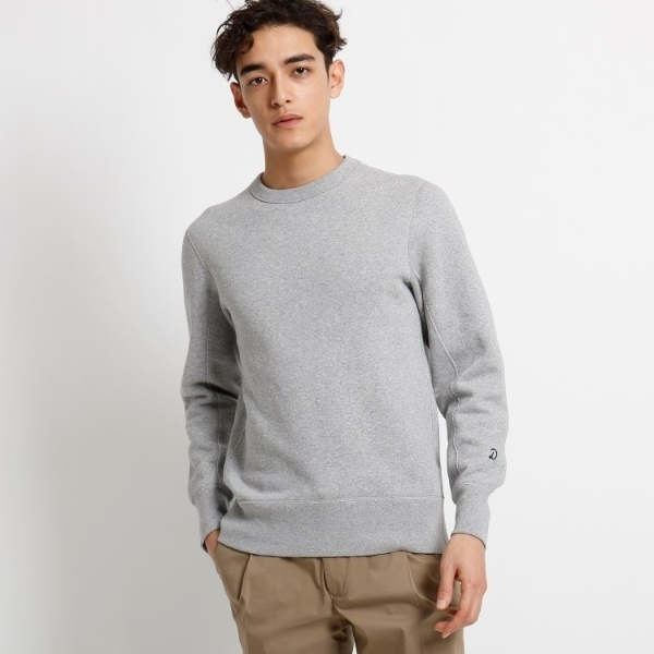 MTシャツ(スプリットラグラン吊裏毛クルーネックスウェット)/ドレステリア(メンズ)(DRESSTERIOR Mens)