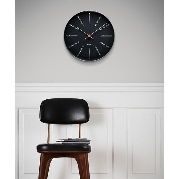 Arne Jacobsen / アルネ・ヤコブセン 290mm   Wall Clock/アルネ ヤコブセン(ARNE JACOBSEN)