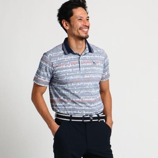 MTシャツ(【吸水速乾】 アート調ロゴデザイン半袖ポロシャツ メンズ)/アダバット(メンズ)(adabat(Mens)), 株式会社いいはんこやどっとこむ:a4479585 --- officewill.xsrv.jp
