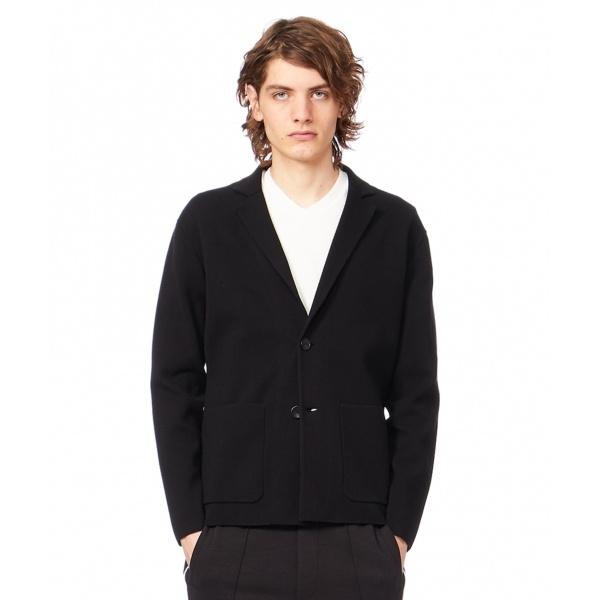 【2019SS新作】コットンポリフルミラノ ニットジャケット/カルバン・クライン メン(Calvin Klein men)