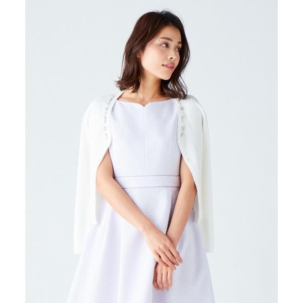 【洗える!】ANGELICA KNIT カーディガン/トッカ(TOCCA)