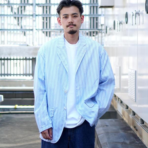 Jacket/ Nylon / (BEAMS) ビームス VAPORIZE Shirt