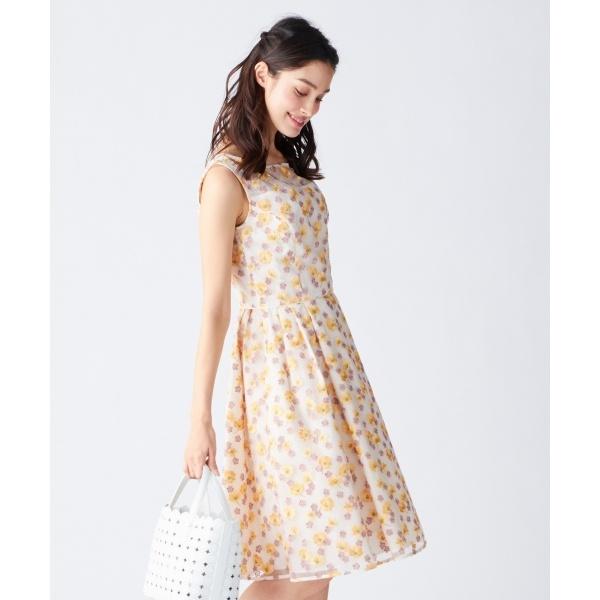 【2019春のWEB限定カラー】MARIETA ドレス/トッカ(TOCCA)
