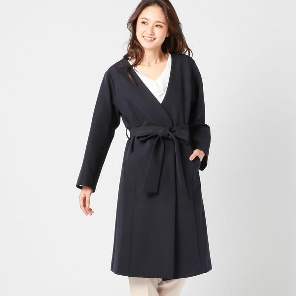ガウンコート/ミューズ リファインド クローズ(MEW'S REFINED CLOTHES)