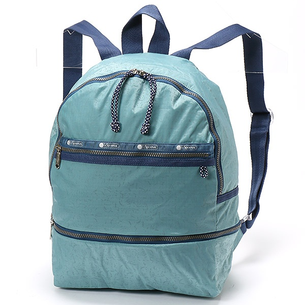 EXPANDABLE BACKPACK/リフレックスダスク/レスポートサック(LeSportsac)