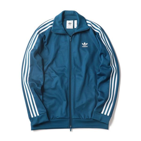adidas: ベッケンバウワー トラックトップ/シップス ジェットブルー(SHIPS JET BLUE)
