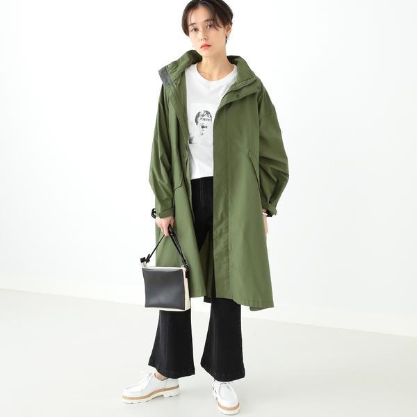 Marmot × BEAMS / 別注 ポンチョ コート/レイ ビームス(Ray BEAMS)