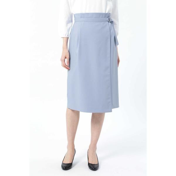 アシンメトリーラップタイトスカート/ナチュラルビューティー(NATURAL BEAUTY)