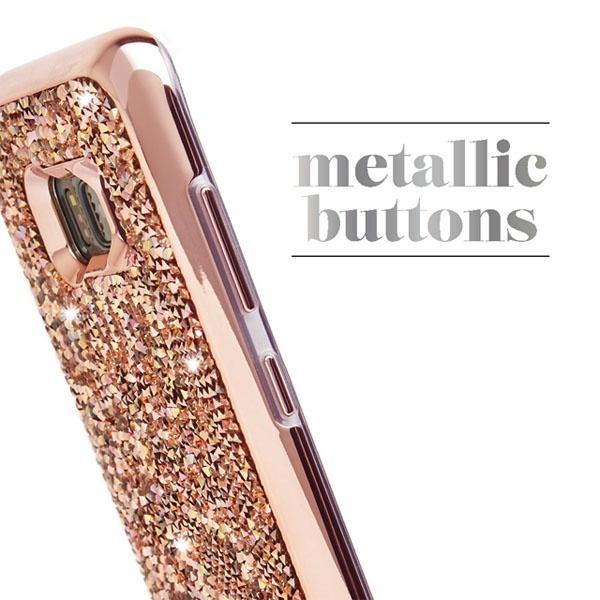 Galaxy S8+対応ケース Brilliance-Rose Gold/ケースメイト(Case-Mate)