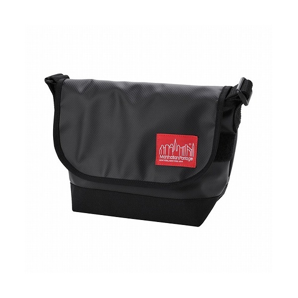 Matte Vinyl Casual Messnger Bag JR/マンハッタンポーテージ(Manhattan Portage)