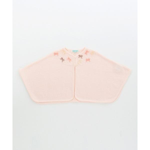 【BABY】CrochetRibbon ケープ/トッカ バンビーニ(TOCCA BAMBINI)