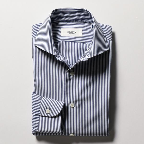 イージーアイロンワイドカラーシャツ/ノーリーズ メンズ(NOLLEY'S)