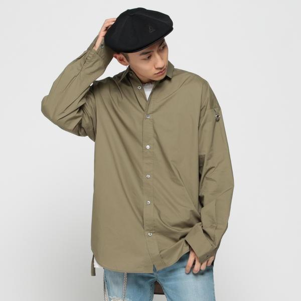 VAPORIZE / Big Belted Shirt II/ビームス(BEAMS)