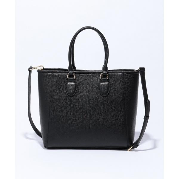 【マガジン掲載/A4対応/2WAY】Leather トートバッグ(検索番号F64)/23区(NIJYUSANKU)