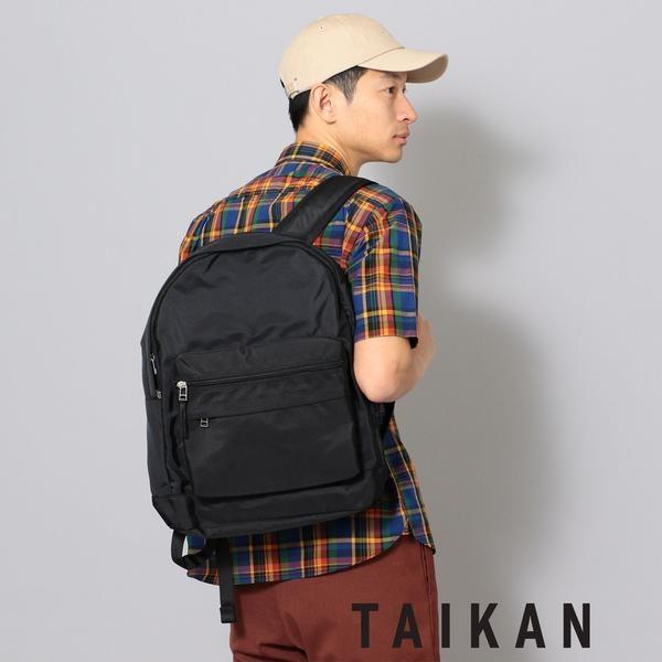 TAIKAN:LANCER CORE バックパック/シップス ジェットブルー(SHIPS JET BLUE)