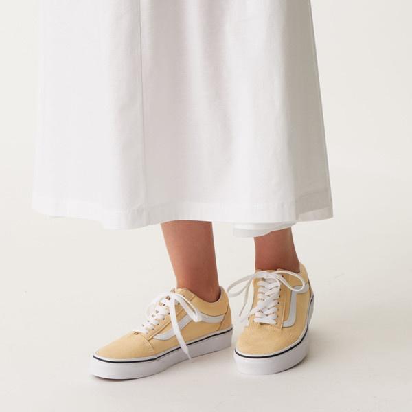 VANS (station wagons) OLD SKOOL old school sneakers エメルリファインズ (EMMEL REFINES)