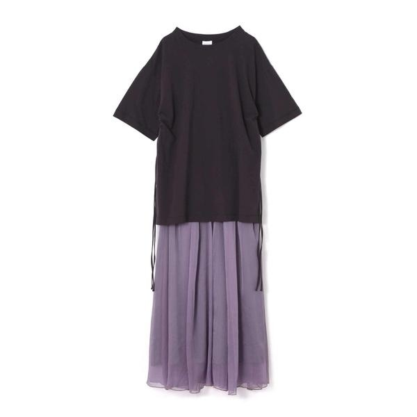 Tシャツ&スカートセットアップ/ローズバッド(ROSE BUD)