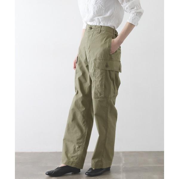 レディスパンツ(Daily Wardrobe Industry JUNGLE FATIGUE 1ST)/かぐれ(kagure)